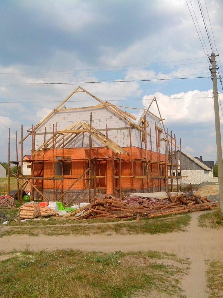 дом из газоблока киев 2