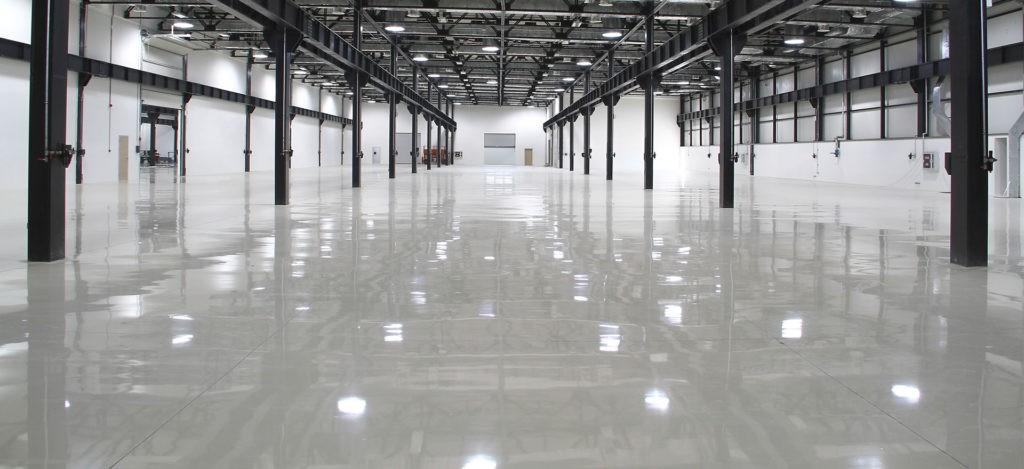 ремонт производственного помещения