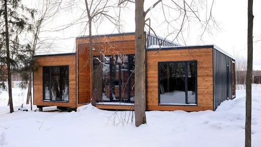 Строительство модульных домов Киев