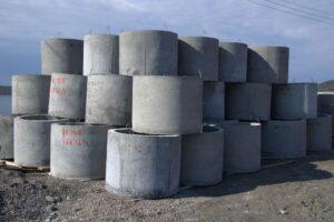 Септик из бетонных колец Киев цена