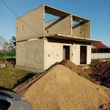 Дом из блок-комнат под ключ